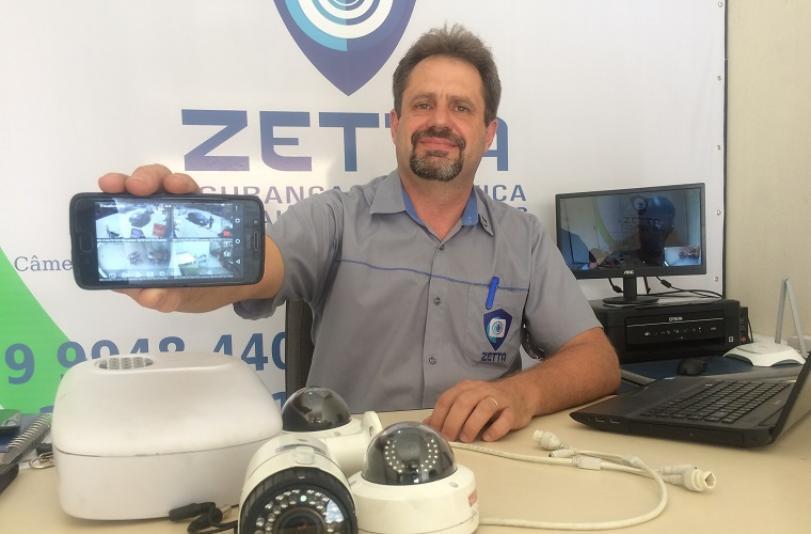 Zetta Segurança Eletrônica: automação residencial e empresarial vai além da segurança