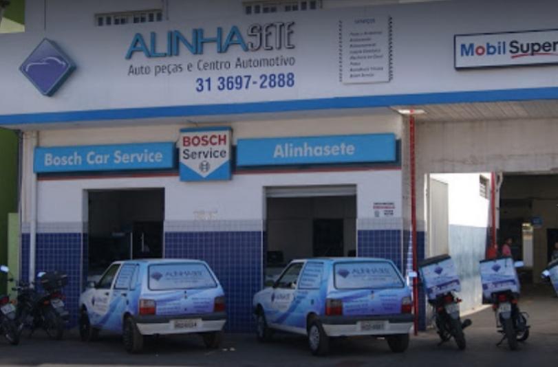 Alinhasete Auto Peças e Centro Automotivo: a escolha certa para o seu carro
