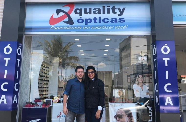 Quality Ópticas: especialidade é satisfazer o cliente