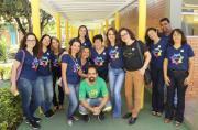Projeto Abrace entrega revitalização de pintura na Apae Sete Lagoas