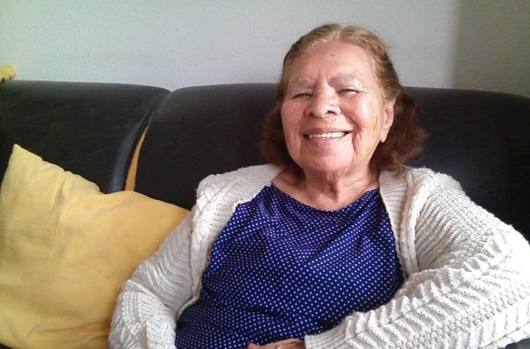 Irmã Bernadete, 90 anos,  lança primeiro livro