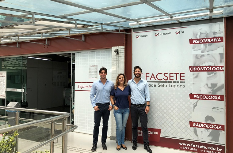 FACSETE inaugura novas clínicas  de Odontologia e Fisioterapia