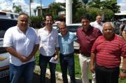 Manifestação fecha parcialmente a 040 perto de Paraopeba e Caetanópolis