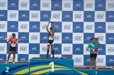 Atleta da Galo Runners de SL é bicampeã da Corrida do SESC