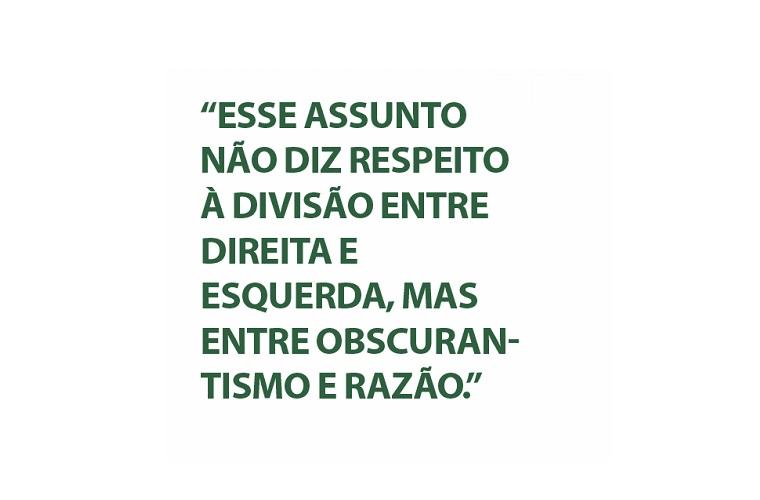 Flávio de Castro: Alerta