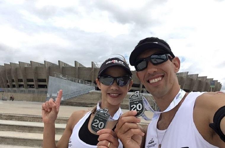 Atletas de Sete Lagoas vão receber medalha Maiores do Brasil 2018