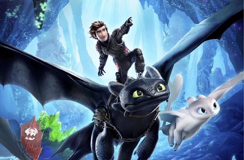 Como Treinar Seu Dragão 3 é a estreia da semana no Grupo Cine