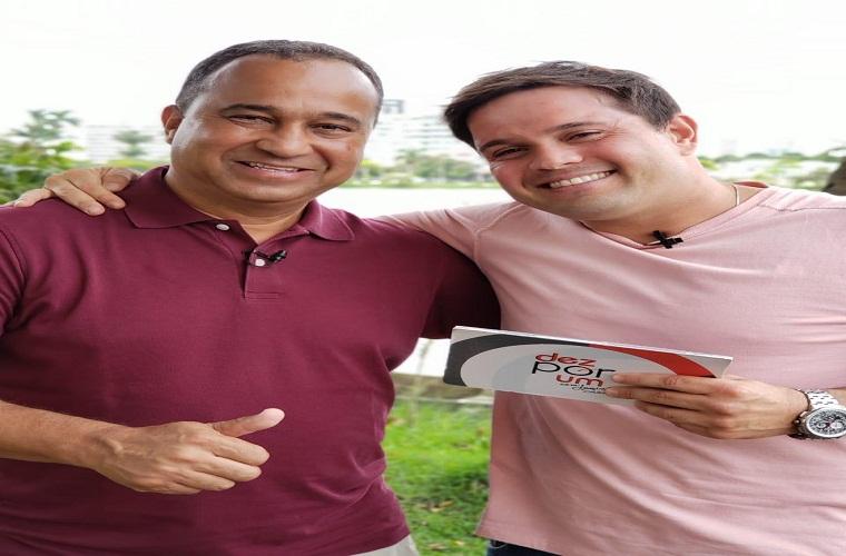 Juninho Sinonô: Conversa de boleiro com Chico Maia