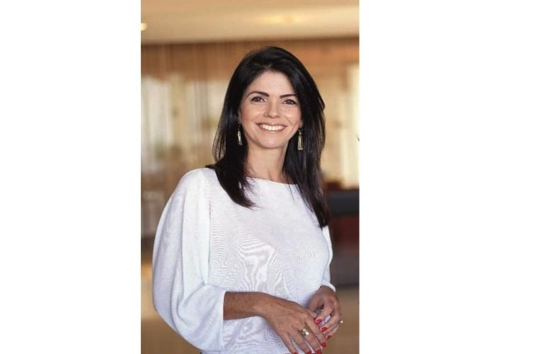 Coach e nutricionista Cristina Mendes