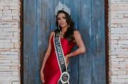 Sete-lagoana conquista 3º lugar no Miss Minas Gerais 2019
