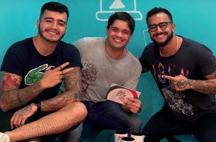 Juninho Sinonô: Entrevista com Victor & Fabiano