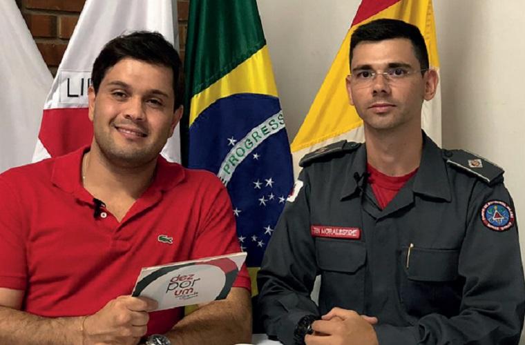 Juninho Sinonô: Os heróis do Brasil