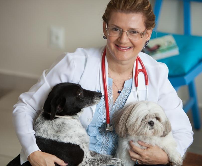 Patrícia Silveira - Esterilização de Cães e Gatos
