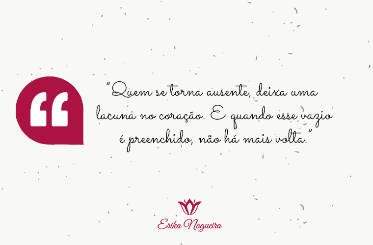 Érika Nogueira: Ausências