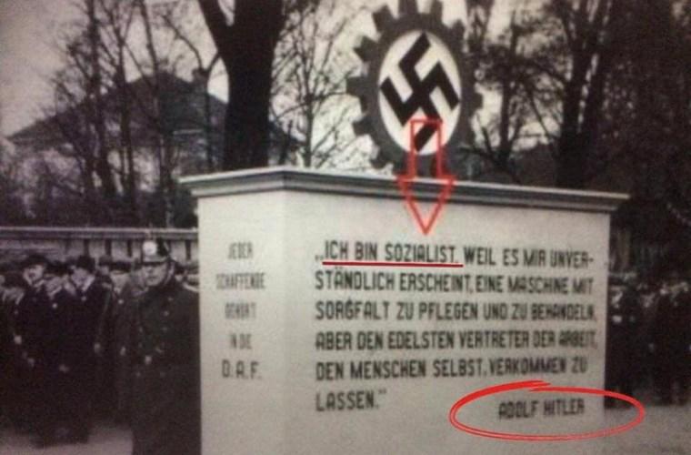 Ítalo Castelo Branco: Nazismo era um movimento de esquerda?