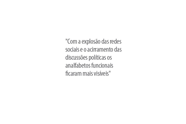 Editorial: Analfabetos funcionais em Sete Lagoas e no Brasil