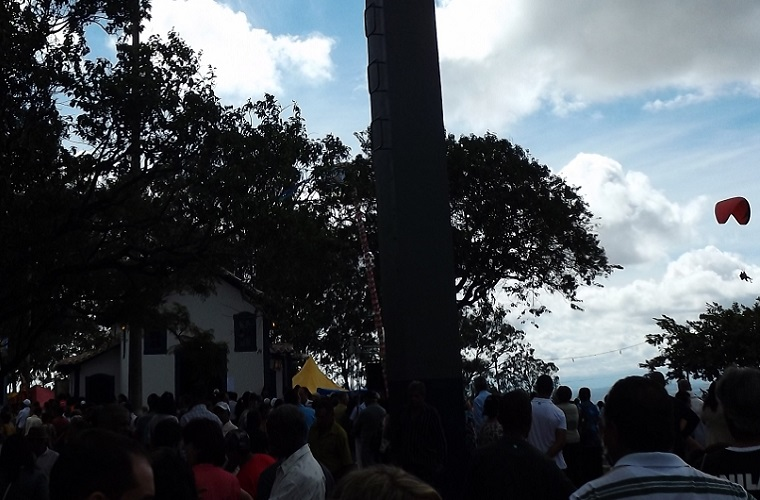 Diocese realiza edição 2019 da tradicional Festa da Serra em honra a Santa Cruz e Santa Helena
