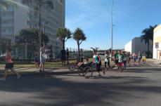 Mais de 200 atletas participaram da 1ª Corrida de Tiradentes de Sete Lagoas