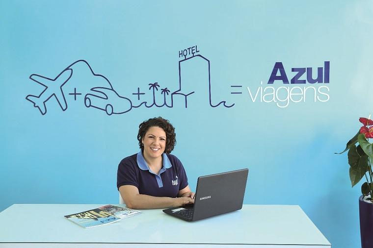 Josiane Moreira da agência de turismo Azul Viajens Sete Lagoas
