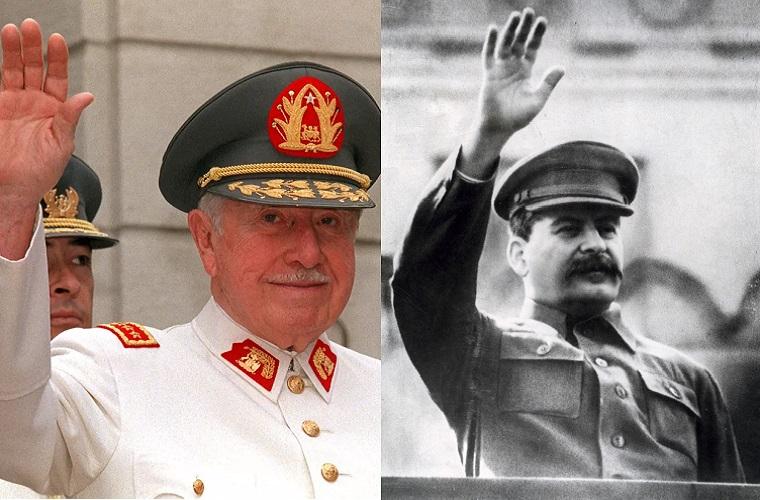 Ítalo Castelo Branco: Ditaduras de direita x ditaduras de esquerda