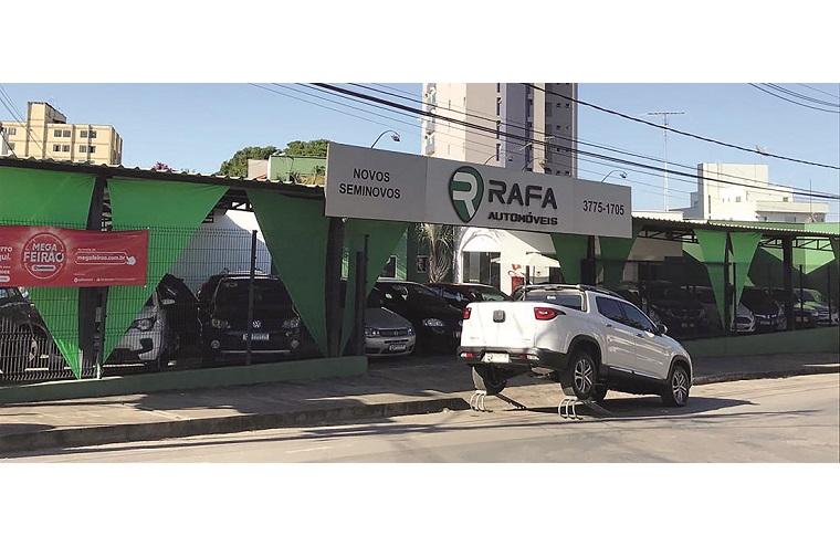 Rafa Automóveis: 2 anos de sucesso