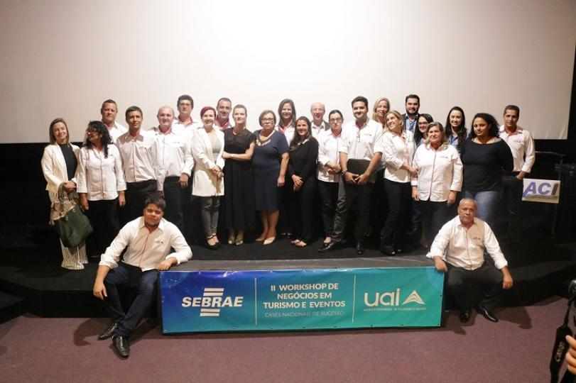 Workshop de Negócios em Turismo e Eventos traz casos nacionais de sucesso para SL