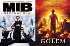 MIB: Internacional e A Lenda de Golem são as estreias da semana no Grupo Cine