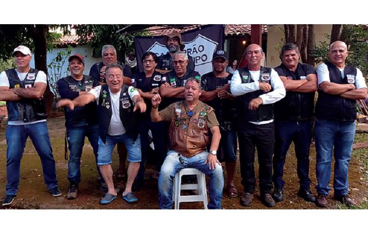 Encontro de Motociclistas será de 16 a 18 de agosto, na Praça do Carmo