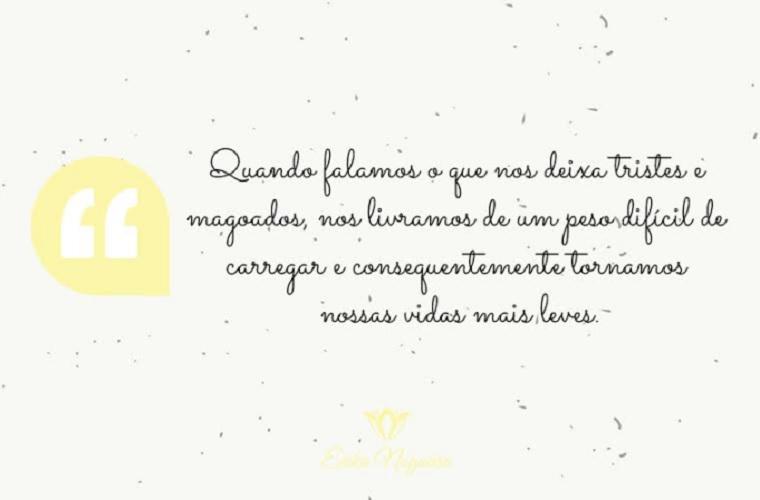 Érika Nogueira: Fale, mas fale com cuidado