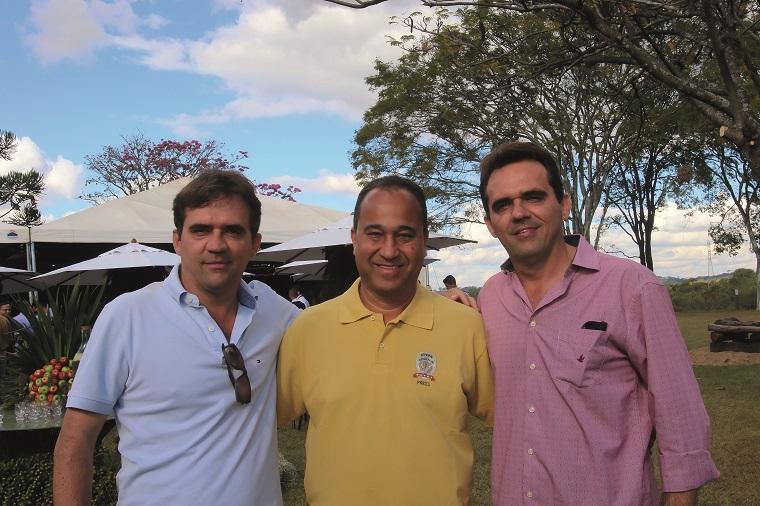 Adriano, Chico Maia e Juliano