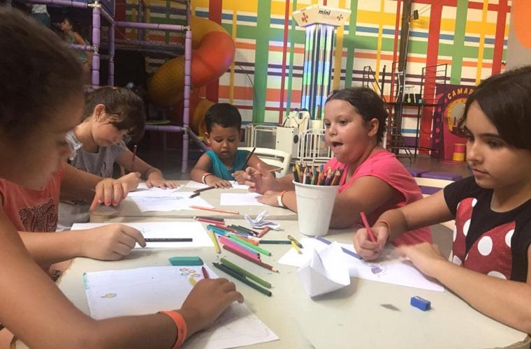 Confira a programação dos principais clubes infantis da cidade. Foto Mini Clube
