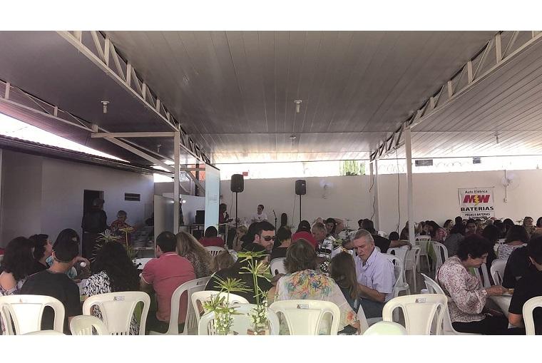 Almoço beneficente em prol das ações do Observatório Social de Sete Lagoas
