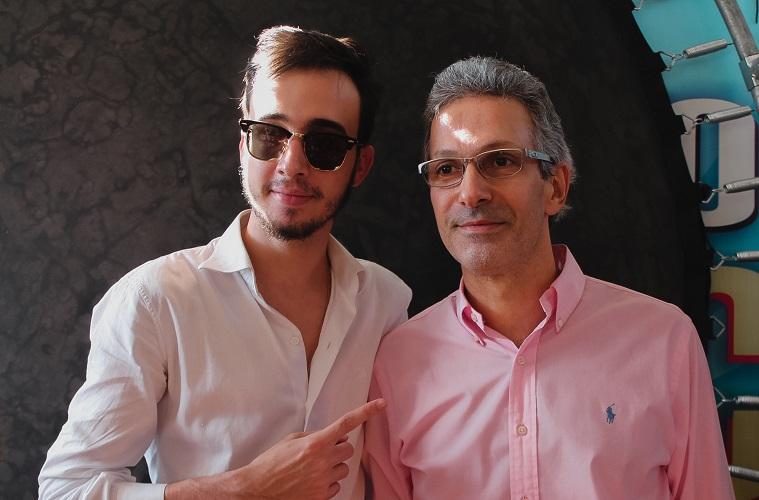 Bruno Locarno e Romeu Zema