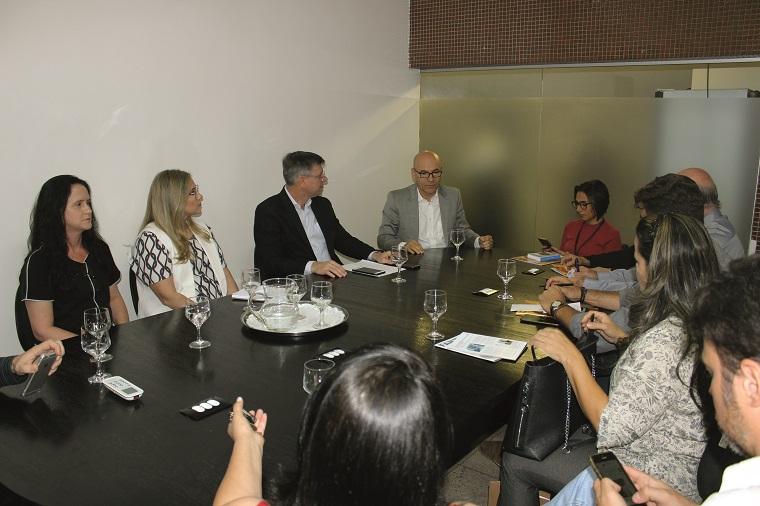 Imprensa de Sete Lagoas é convidada para conhecer a proposta do Colégio Batista Mineiro