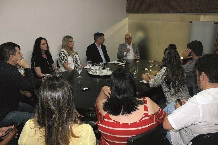 Durante coletiva de imprensa, diretor-geral da Rede Batista falou sobre a unidade Sete Lagoas do Colégio