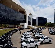 Governo de Minas entrega viaturas da Polícia Civil a cidades da região
