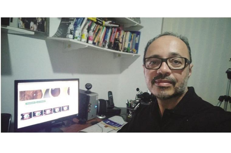O engenheiro Madson Ferrari criou um canal no Youtube como terapia para sair da depressão