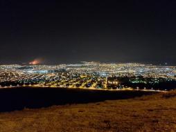 Fumaça de queimadas encobre Sete Lagoas e meteorologia prevê chuva neste domingo