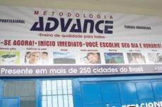 Estágio Comercial na Escola Advance (Sete Lagoas)