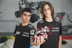 Ensino de robótica desenvolve nos estudantes habilidades desenhadas para o profissional do século 21