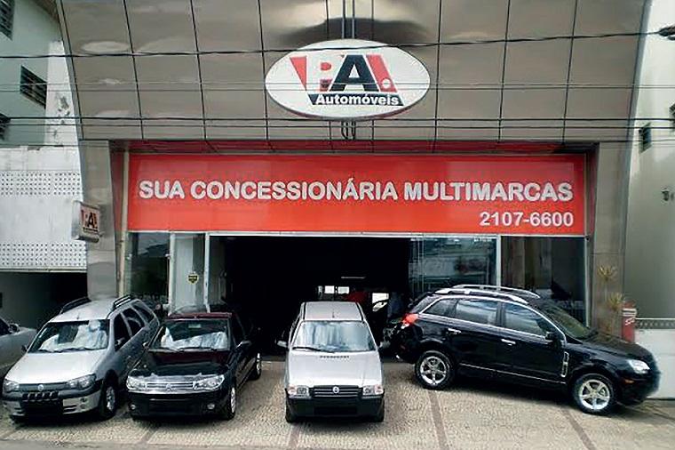 PA Automóveis: 30 anos de tradição em seminovos e 0km de todas as marcas