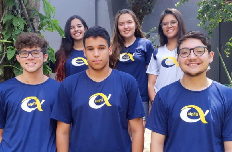 Estudantes de Sete Lagoas vão à USP receber medalhas da Olimpíada Nacional de Ciências