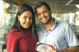 Juninho Sinonô: Dez minutos com a MasterChef Juliana Nicoli