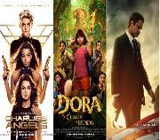 As Panteras, Dora e Invasão ao Serviço Secreto continuam em cartaz no Grupo Cine