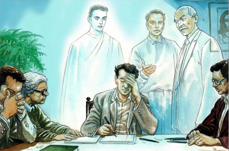 Coluna espírita: Síntese de todas as religiões