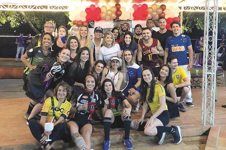 Premium Academia realiza festa comemorando seus dois anos de existência