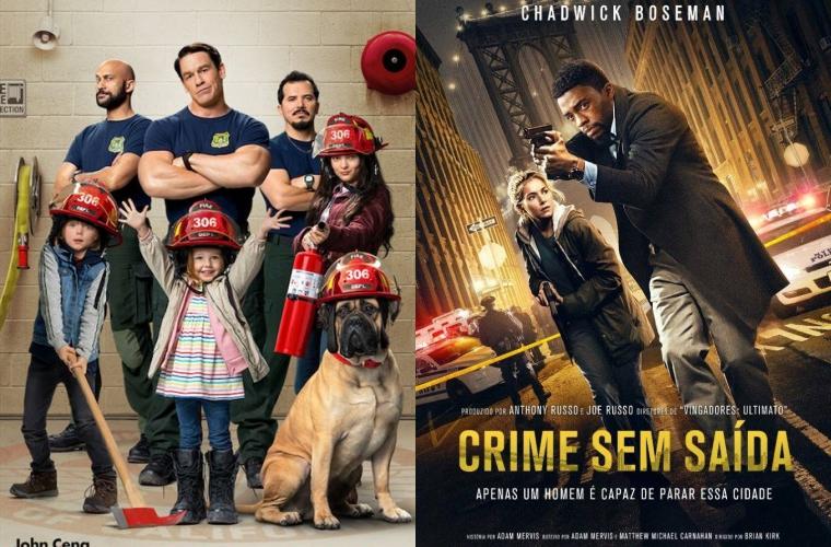 Brincando com Fogo e Crime Sem Saída são as estreias do Grupo Cine