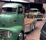 O famoso Ford C.O.E. 1948