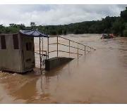 Com captação submersa, 40% da cidade pode sofrer com falta de água