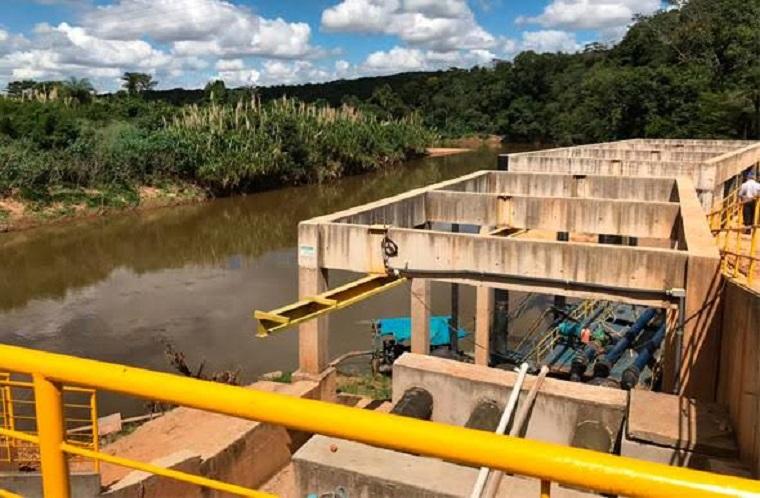 ETA volta a operar após cheia do Rio das Velhas: abastecimento sendo normalizado